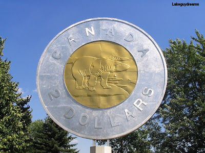 "The Canadian Two-Dollar coin dubbed ""the Toonie"" by Many Canadians was first"