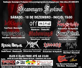 18.12.2010 - Scavengers Festival L