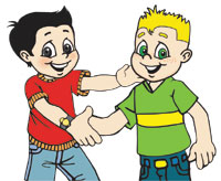 valor amistad companerismo:
