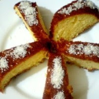 Ballı Limonlu Kek