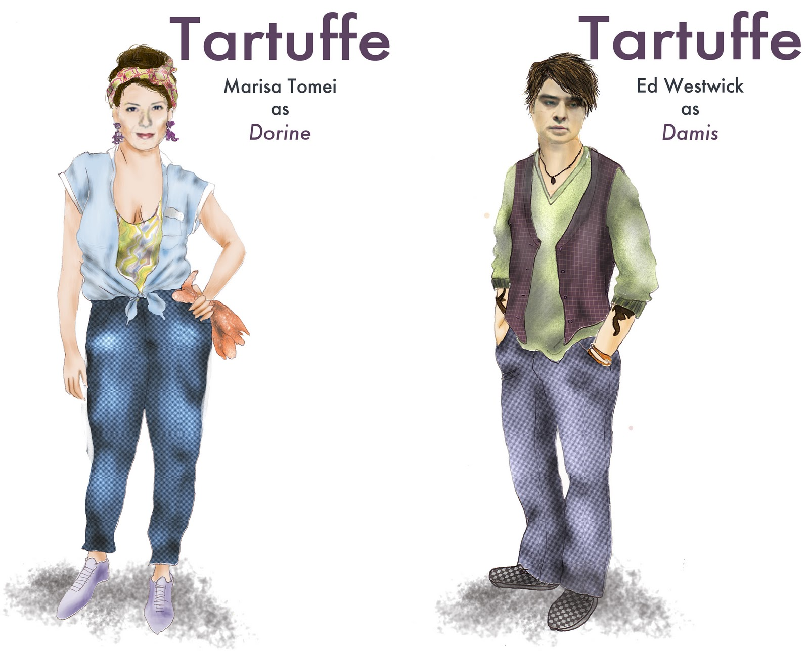 character analysis in tartuffe A short molière biography describes molière's life, times, and work also explains the historical and literary context that influenced the misanthrope.
