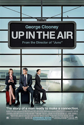 UP IN THE AIR (2009) ***** movie review by COOP