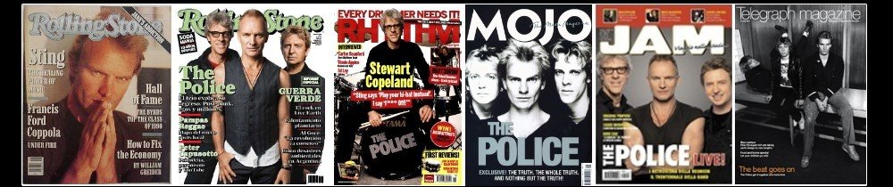 Noticias The Police