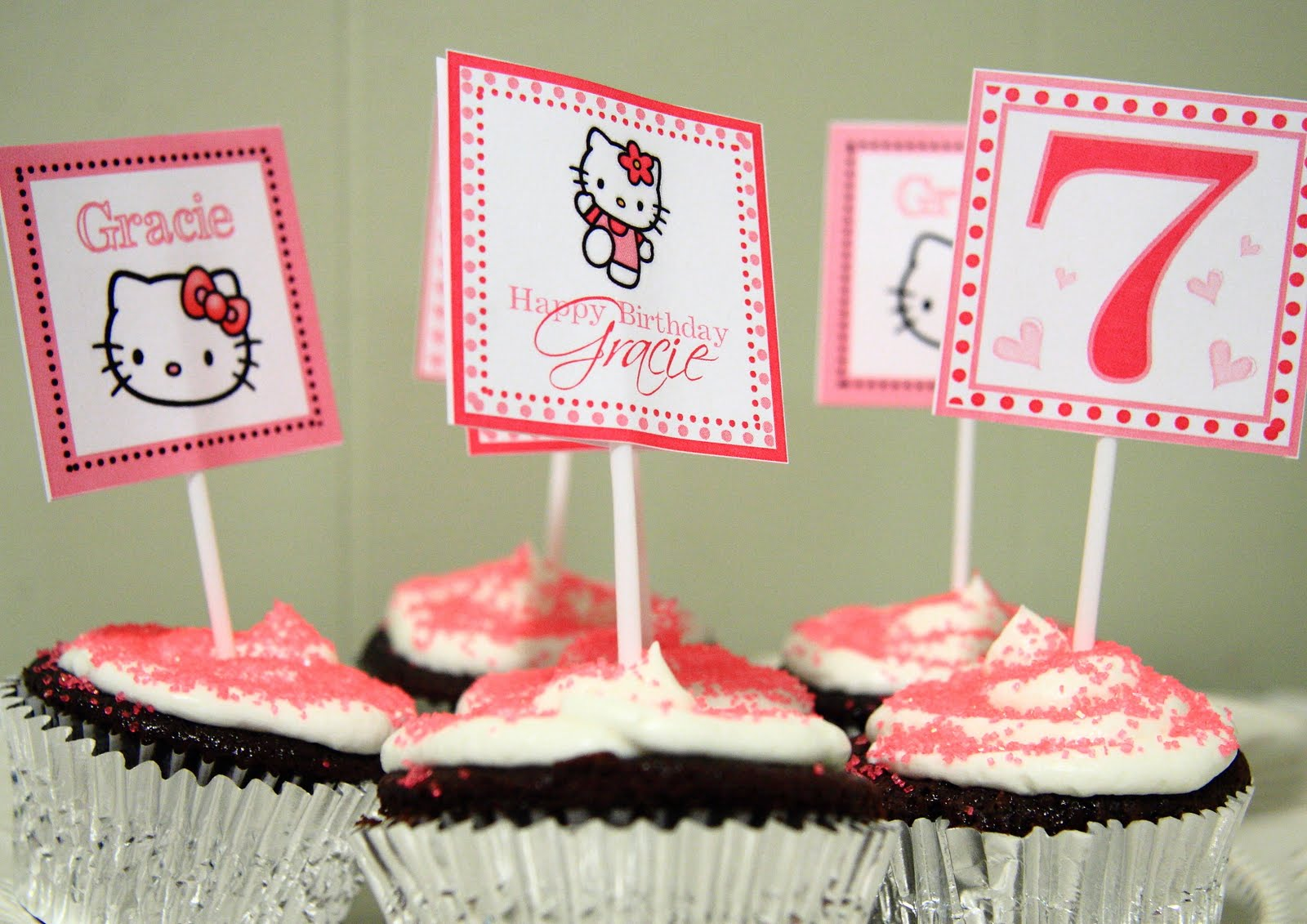 Betty Crocker Wannabe (Recipe and Mom Blog): Hello Kitty ...