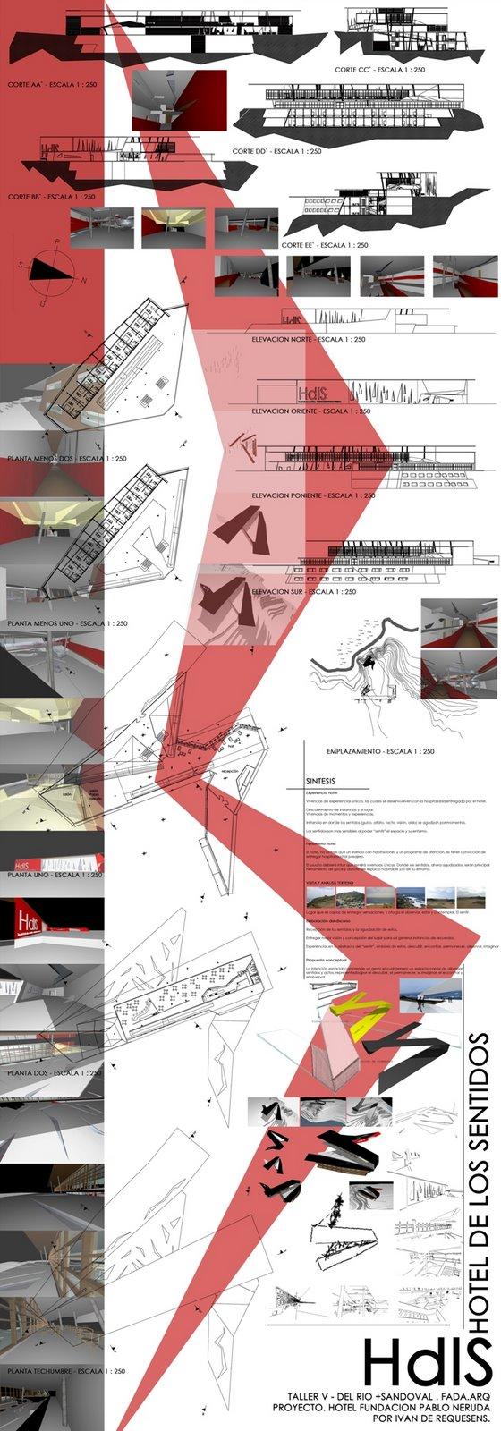 Paneles de arquitectura armado de l minas taringa for Conceptualizacion de la arquitectura
