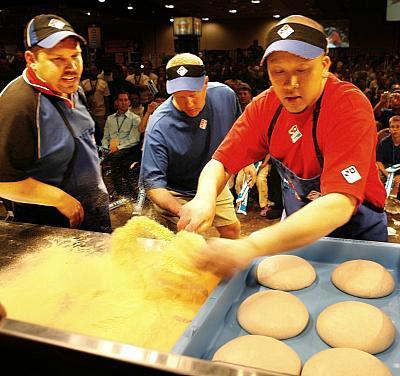 DOMINOS FASTEST PIZZA MAKER Dominos Pizzaya iş başvurusunda bulunun!