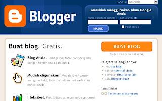 membuat blog,tutorial blog,cara cepat buat blog