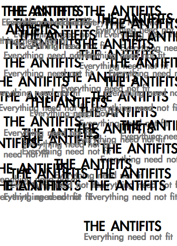 The Antifits