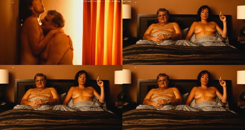 Alison janney naked