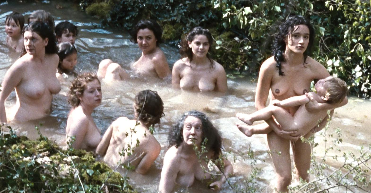 Long Legged Nude Women