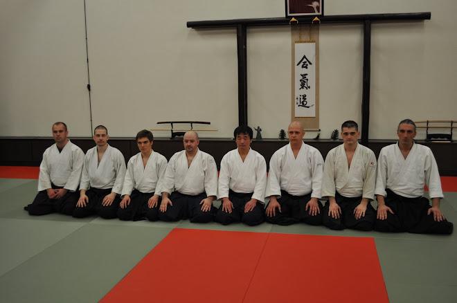 Cluj-Napoca Martie 2010 - Yukimitsu Kobayashi Hombu Shihan