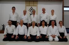 Delegatie FRAA la Aikikai Hombu Dojo Japonia-2008