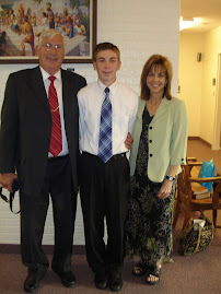 ELDER COTTLE - Our Missionary!