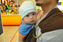 Ahmad Nuh Haziq 4 months old