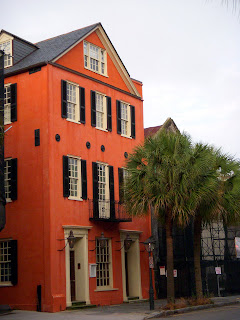 Lowcountry Townhouse in Charleston