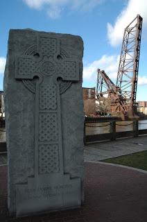 Cleveland's Irish Famine Memorial