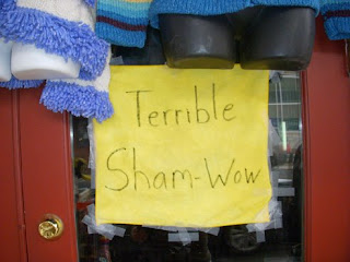 The Terrible Sham-Wow