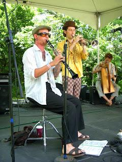 The Herringbone Orchestra kicks off ChazFest