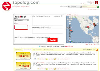 Zaptag.com Website