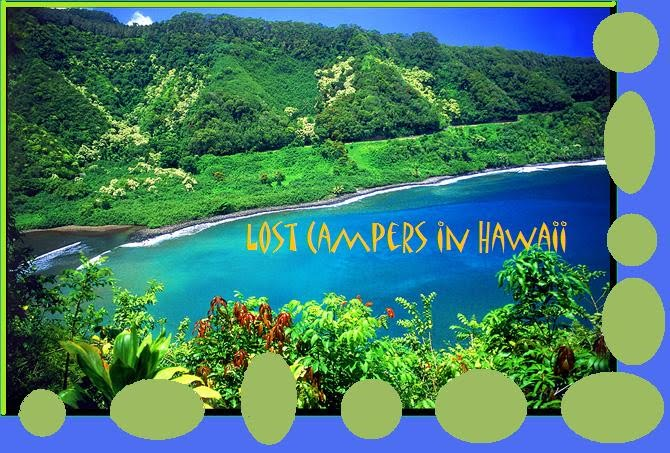 Lost Campers in Hawaii