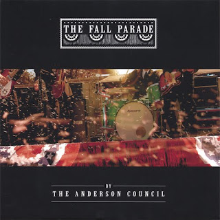 Cover Album of Anderson Council - The Fall Parade - 2006