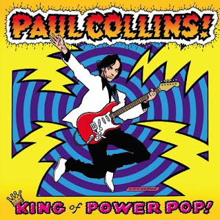 Paul Collins to release
