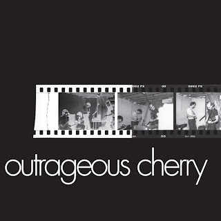 Outrageous Cherry - Self Titled Vinyl LP on Microfiche Records