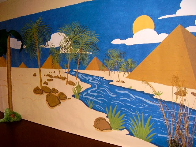 Egyptian Classroom Decor : All shall be well vbs joseph s journey