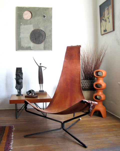 wenger chair all early dan wenger lotus lounge chair in original