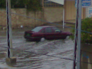 heavy rain in mosul