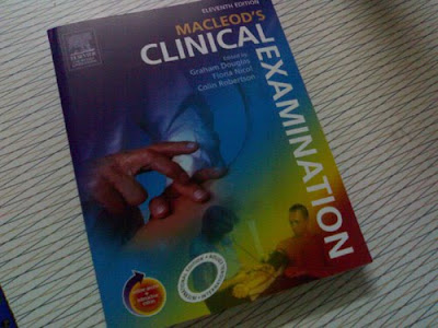 macleod clinical examination book