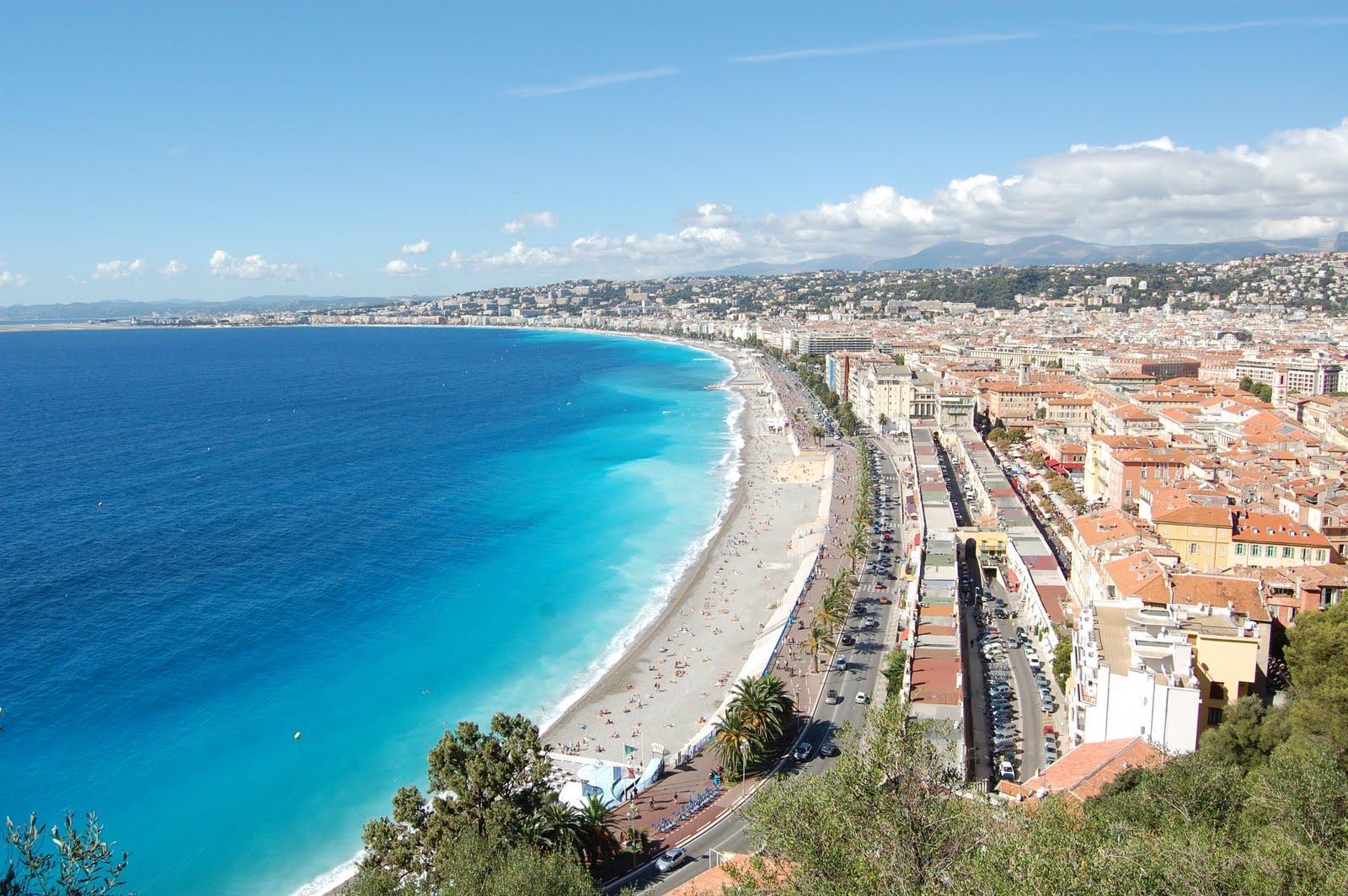 France From Paris To Nice - Paris to nice