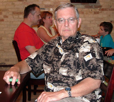 Fred Gibbons, My Stepfather