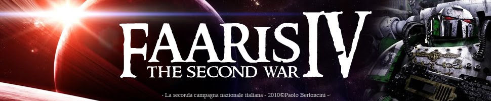 FAARIS IV the second war