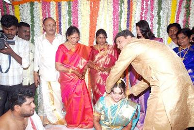 Meena Marriage