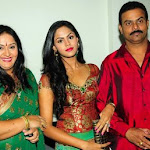 Actress Karthika - Family Photos