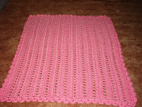 Winter Blossom Lapghan/Baby Blanket to Crochet - Yahoo! Voices