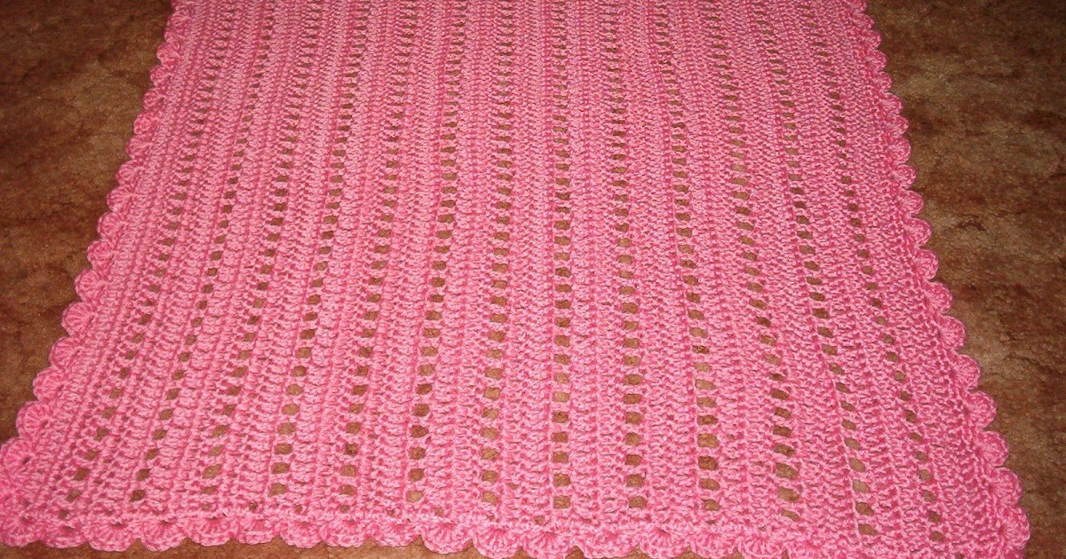 Kathys Crochet Cabin Wheelchair Lapghan Pattern