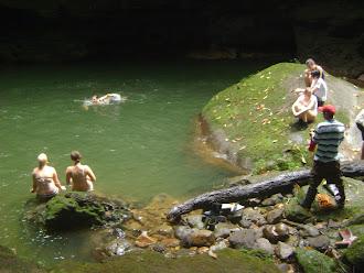 Cañón de Nachi yacu