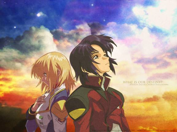 Wallpaper Gundam Seed. Gundam Seed Destiny Wallpaper