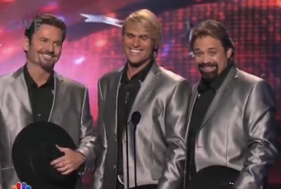 Texas Tenors sings - My Way - America Got Talent Finals-Video-Pics-Bio