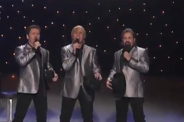 Texas Tenors AGT 2009 Finale
