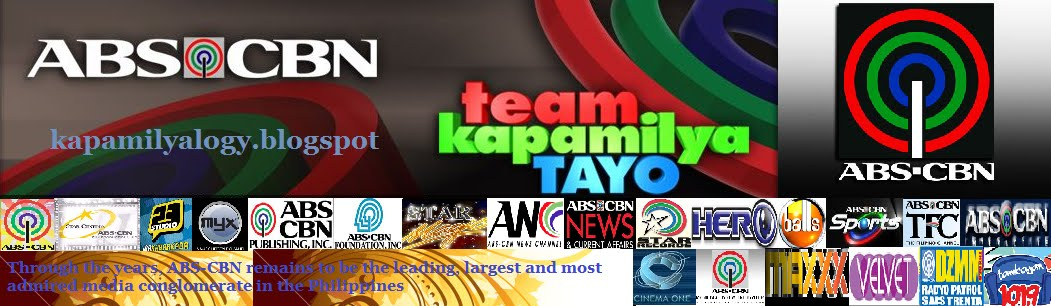 KAPAMILYALOGY