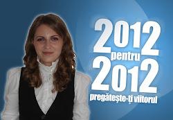 Viitorul sta in votul tau!