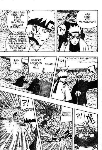 Naruto 435 page 7