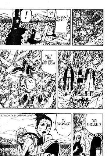 Naruto 435 page 9
