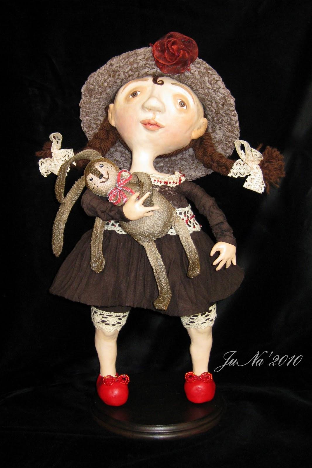 Художник кукла своими руками