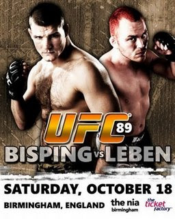 watch ufc 89 video replay online live streaming