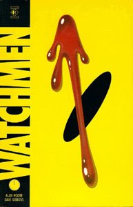 watchmen graphic novel image