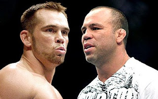 Rich Franklin vs Wanderlei Silva UFC 99 Play By Play